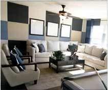 Diseño de interiores de vivienda